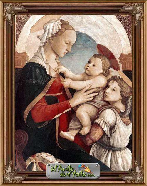 Botticelli_Madonna