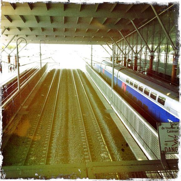 Aix TGV
