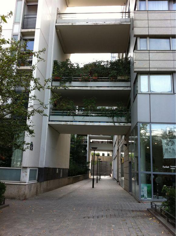 Terrasses urbaines