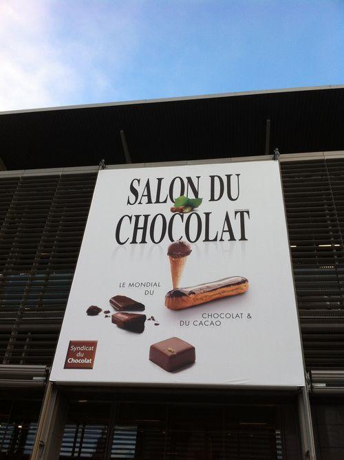 Salon du chocolat1