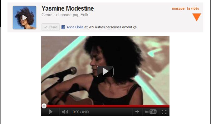 Yasmine Modestine