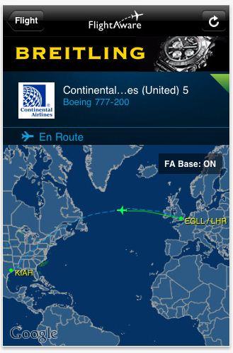 App Store - FlightAware Flight Tracker
