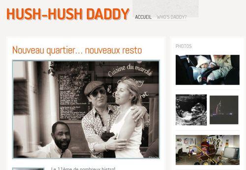 Hush-Hush Daddy -