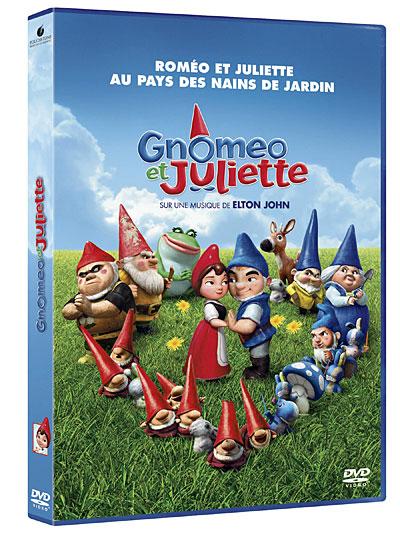 Gnomeo juliette