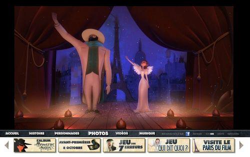 Galerie - Un Monstre à Paris - Un film de Bibo Bergeron - Site officiel -