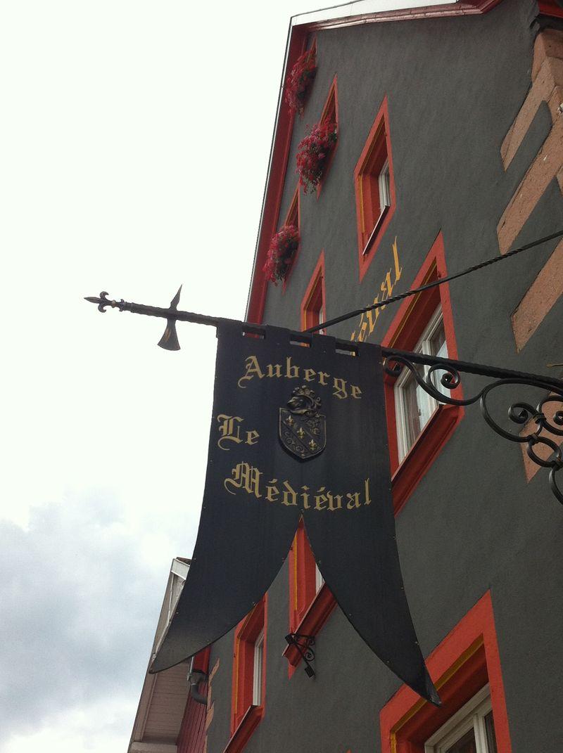 Auberge medievale