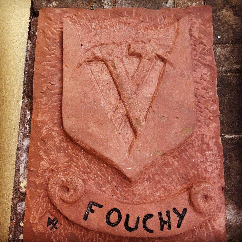 Les armes de Fouchy