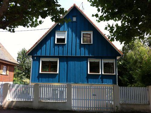Maison bleue strasbourg 2