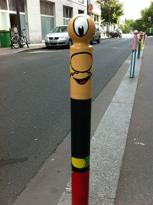 CyKlop StreetArt Paris (1)