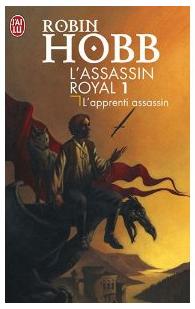 L'Assassin royal, Tome 1 _ L'apprenti assassin_ Amazon
