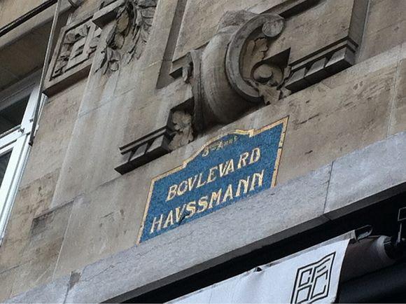 Haussman Vintage