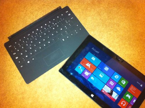 Tablette microsoft surface (1)