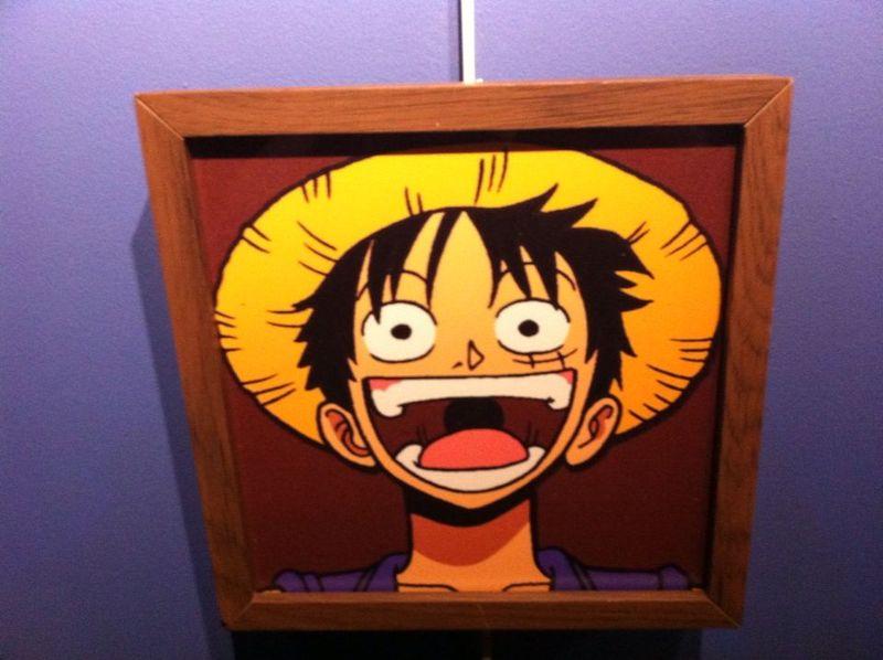 One Piece Aquarium de Paris (1)