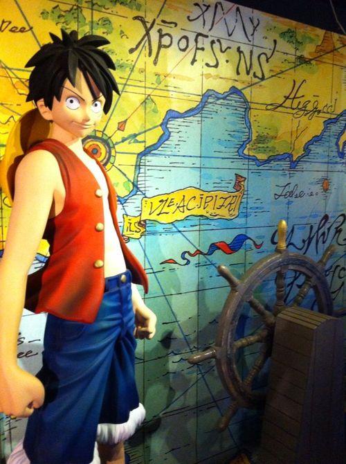 One Piece Aquarium de Paris (4)