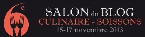 Le Salon du Blog Culinaire