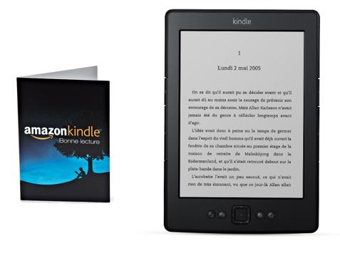Kindle carte
