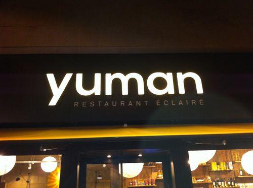 Yuman restaurant et epicerie bio locavore